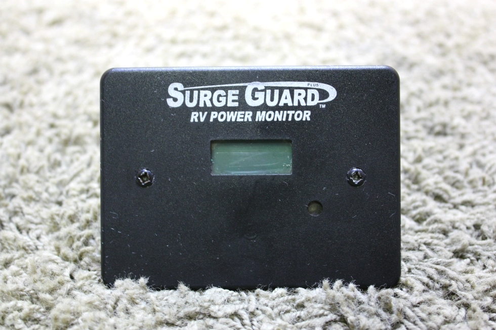 USED SURGE GUARD RV POWER MONITOR PANEL MOTORHOME PARTS FOR SALE RV Accessories