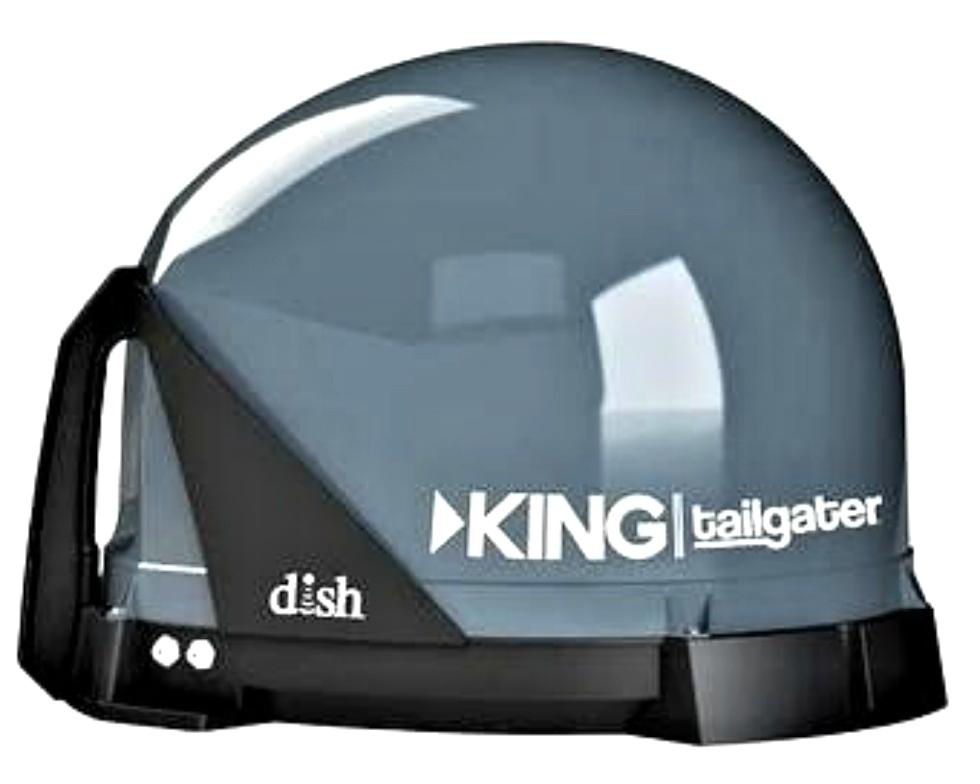 VQ4500 KING TAILGATER SATELLITE ANTENNA FOR SALE RV Accessories