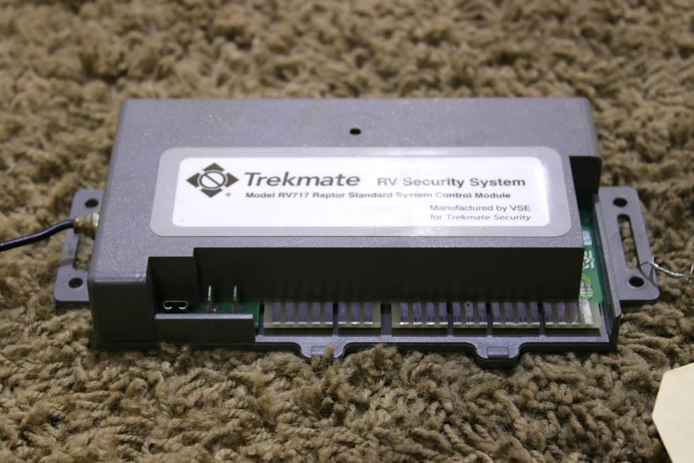 USED TREKMATE RV SECURITY SYSTEM MODEL RV717 RAPTOR CONTROL MODULE FOR SALE RV Accessories