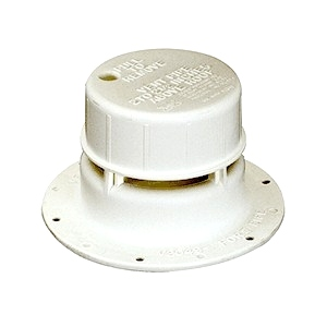 RV PLASTIC PLUMBING VENT WHITE RV Accessories