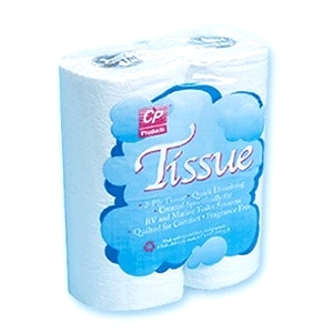 RV & MARINE TOILET TISSUE 2-PLY RV Accessories