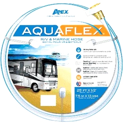 RV ~ Motorhome Water Line 1/2X25 Aqua Flex RV Accessories