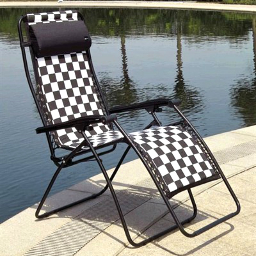 NEW RV/MOTORHOME VACATION ZERO GRAVITY OUTDOOR FAULKNER RECLINER FINISH LINE FOR SALE RV Accessories