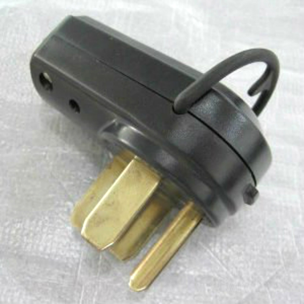 NEW RV/MOTORHOME 50 AMP MALE END ELECTRICAL PLUG ARCON MODEL: RP-501 RV Accessories