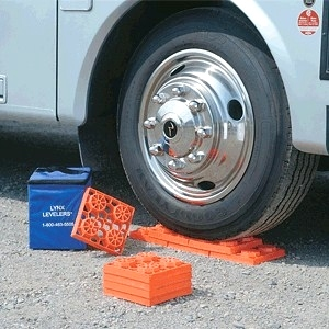 RV - Motorhome Lynx Levelers, Pak/10 Towing Products