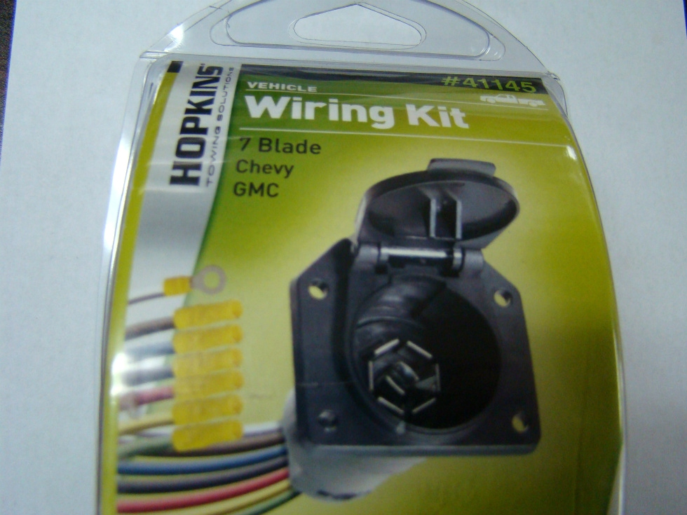 NEW HOPKINS TOWING VEHICLE WIRING KIT PART # 41145 Towing Products