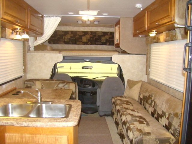 RV RENTAL LONDON KENTUCKY MOTORHOME - VISONE RV PARTS AND RV RENTALS RV Parts