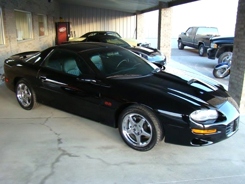 Rv Parts 2000 Chevrolet Camaro Ss For Sale Preowned And