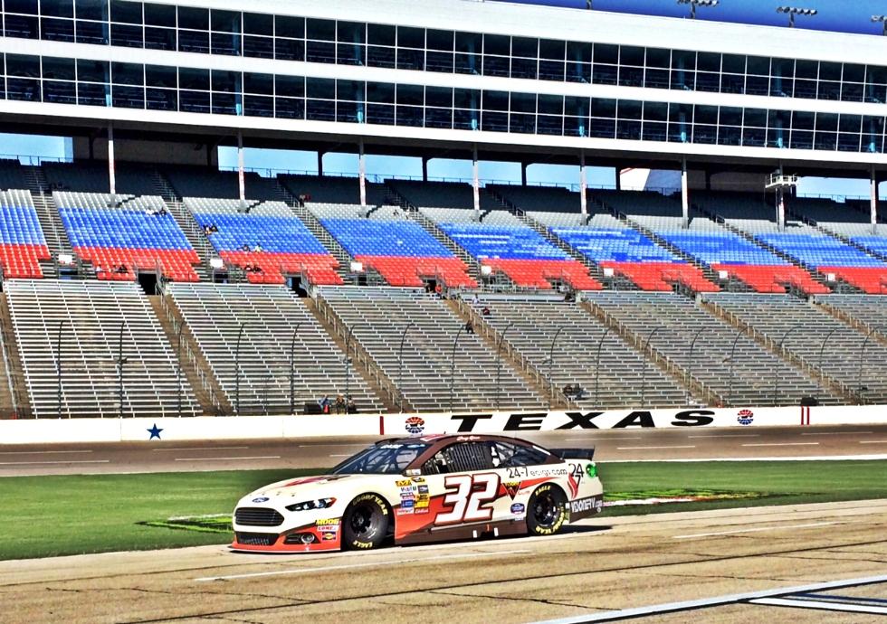 NASCAR Texas Motor Speedway - Sunday's AAA Texas 500 News RV Parts