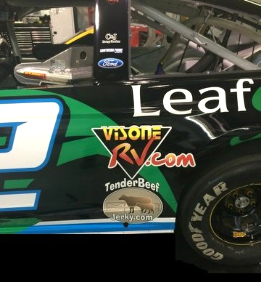 Homestead Miami Speedway 2014 Ford EcoBoost 400 Go Green Racing # 32 RV Parts