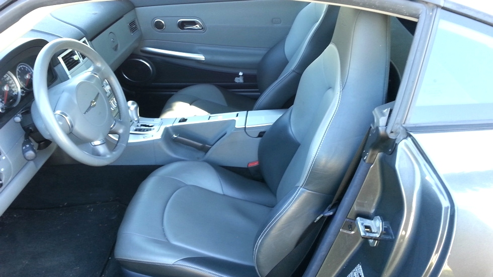 USED 2005 CHRYSLER CROSSFIRE USED PARTS FOR SALE RV Parts