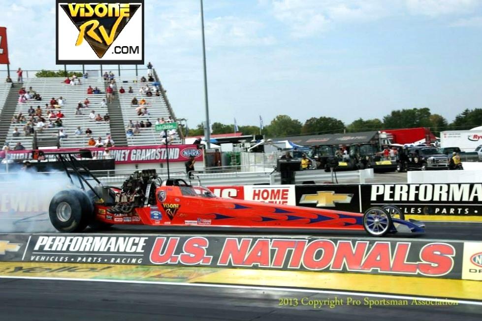 Nolan Racing NHRA Top Alcohol Dragster   RV Parts