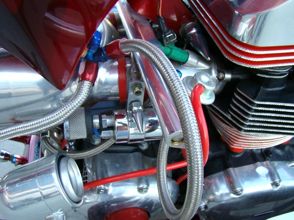 2004 TRIUMPH SPEEDMASTER - CUSTOM CHOPPER FOR SALE RV Parts