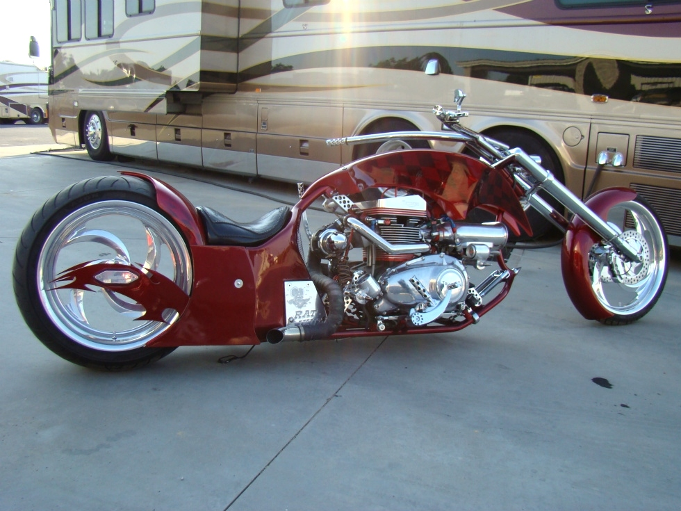 2004 TRIUMPH SPEEDMASTER - CUSTOM CHOPPER FOR SALE RV Parts