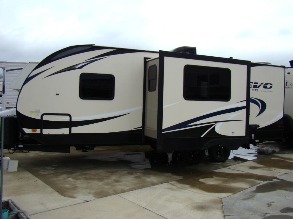 Campers For Sale In Ga >> RV Parts 2016 FOREST RIVER STEALTH EVO 26FT 1-SLIDE TRAVEL TRAILER FOR SALE RVs Campers ...