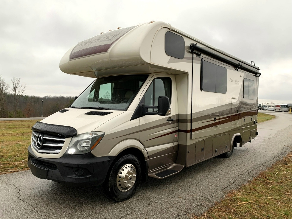 2019 Forester RV For Sale by Forest River RV Parts